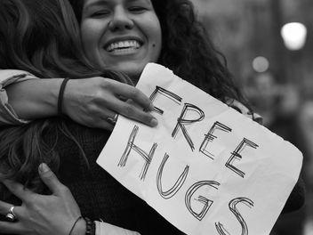 Free hugs - Kostenloses image #319447