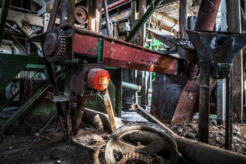 Abandoned Machines - Free image #319677