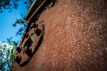 Rust Wall - бесплатный image #319907