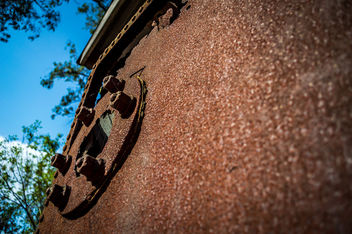 Rust Wall - image #319907 gratis