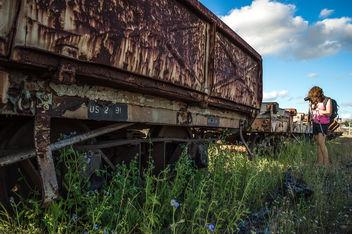 Train Urbex - бесплатный image #320397