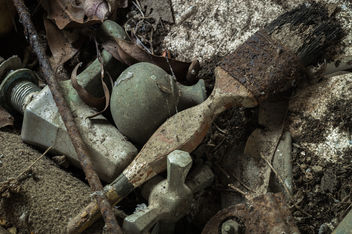 Decayed Things - image gratuit #320547