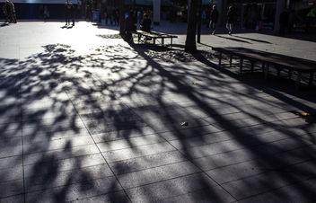 Street shadow - Free image #321197