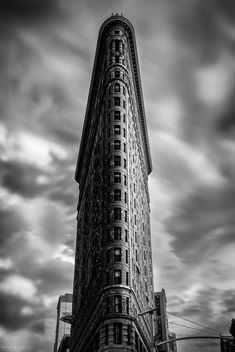 Flatiron Building - Free image #321287