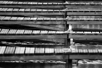 Bare Wharf - Free image #321527