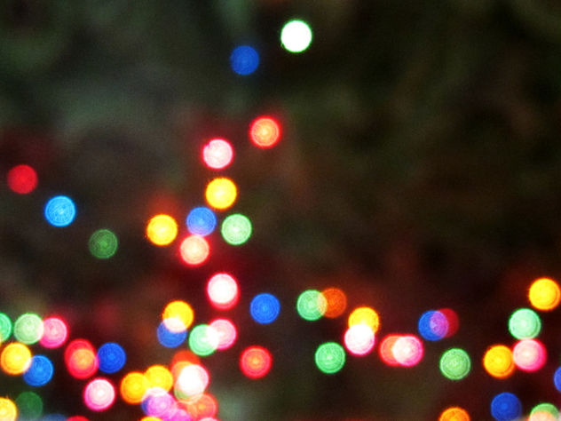Blur of Lights - image gratuit #322517