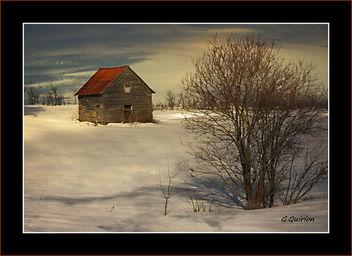 La cabane au toit rouge - image gratuit #322807