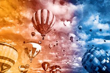 Acrylic Air Balloons - Free image #323857