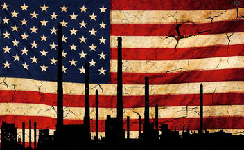 USA Industry - Kostenloses image #323927