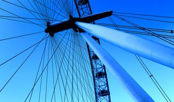 London Eye #dailyshoot #leshainesimages - бесплатный image #323947