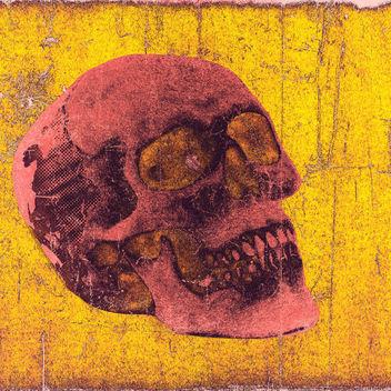 Spooky Skull - Kostenloses image #324307