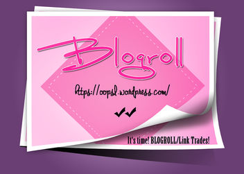 BlogRoll - Free image #325027