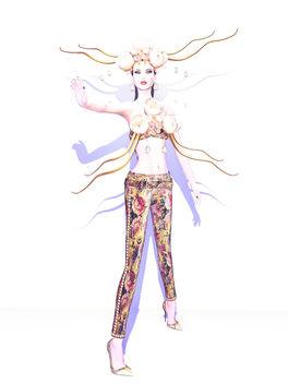 Goddess of Desire - image gratuit(e) #325587