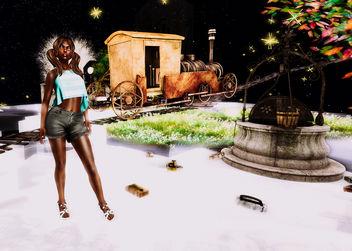 My dreamland - image gratuit #326067