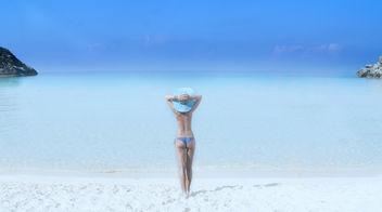carmen fiano sicilia lampedusa spiaggia dei conigli - image gratuit #326247