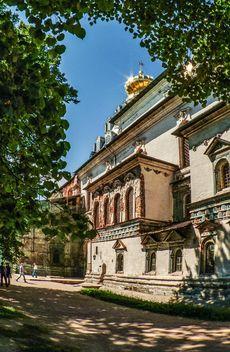 Voskresensky New Jerusalem Monastery - Free image #326517