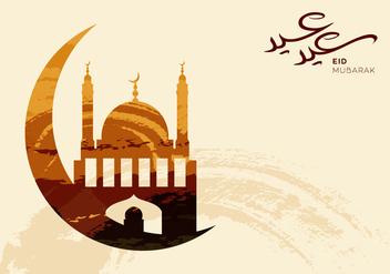 Vector Eid Al Fitr - Free vector #327367