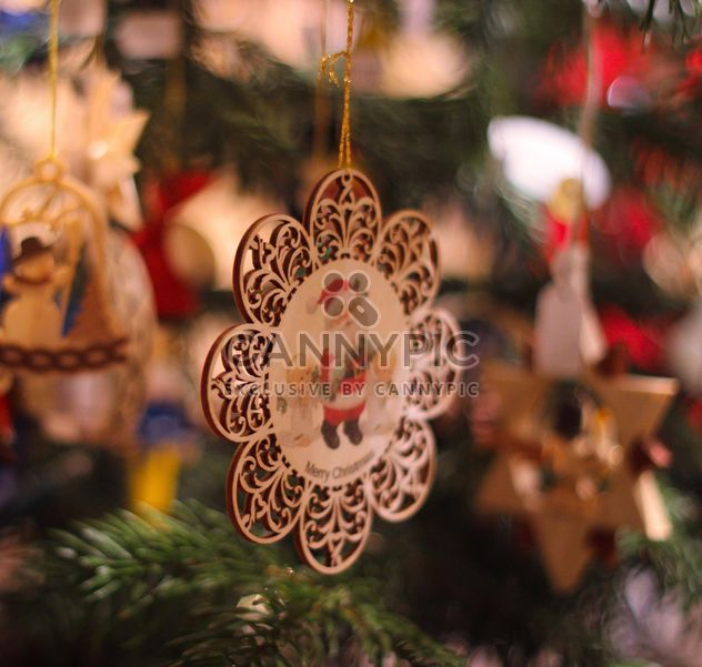 Christmastree decoration - бесплатный image #327857