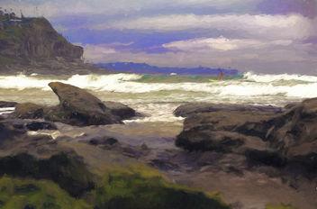 Wild Surf - Free image #328987