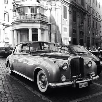 Old Bentley car - image gratuit #331027