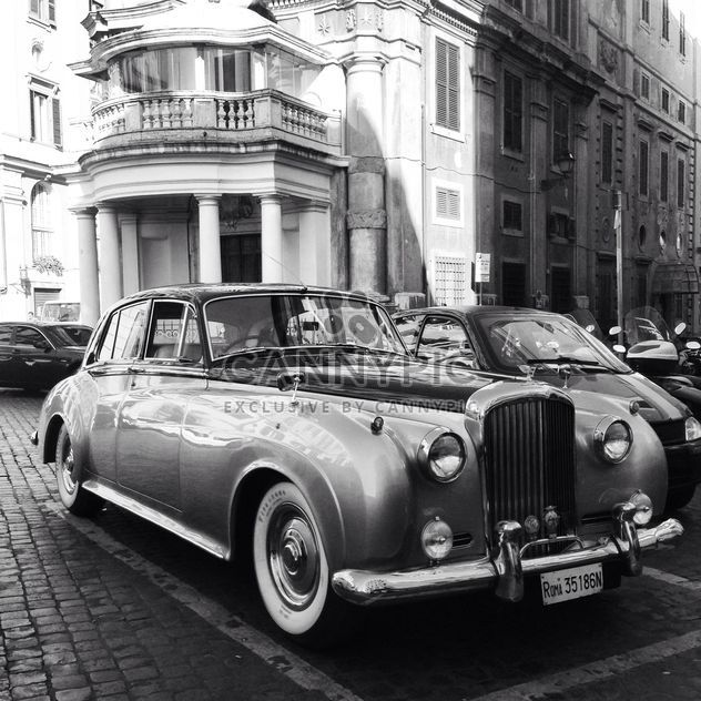 Старый автомобиль Бентли - бесплатный image #331027