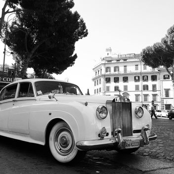 Rolls Royce car - Free image #331237
