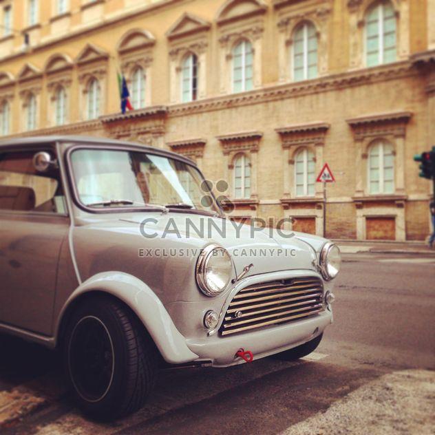 Mini Cooper auf Straße - Kostenloses image #331367