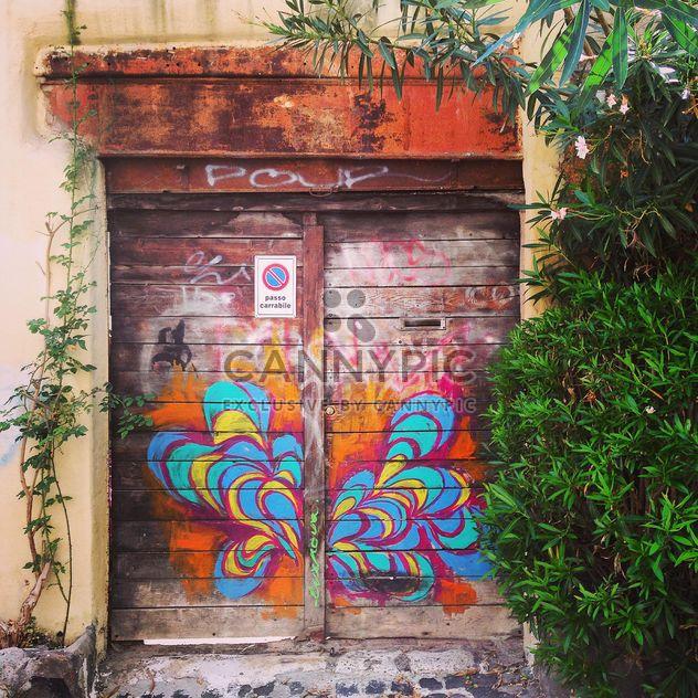 Уличного искусства в Риме - бесплатный image #331547