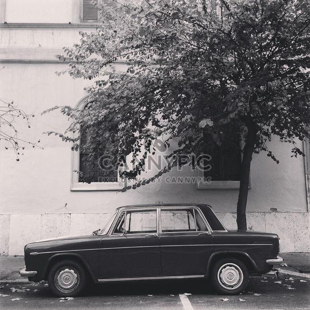 Retro Lancia Fulvia car - Free image #331787