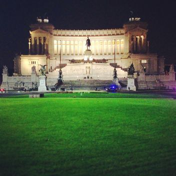 Piazza Venezia Rome - Free image #331797