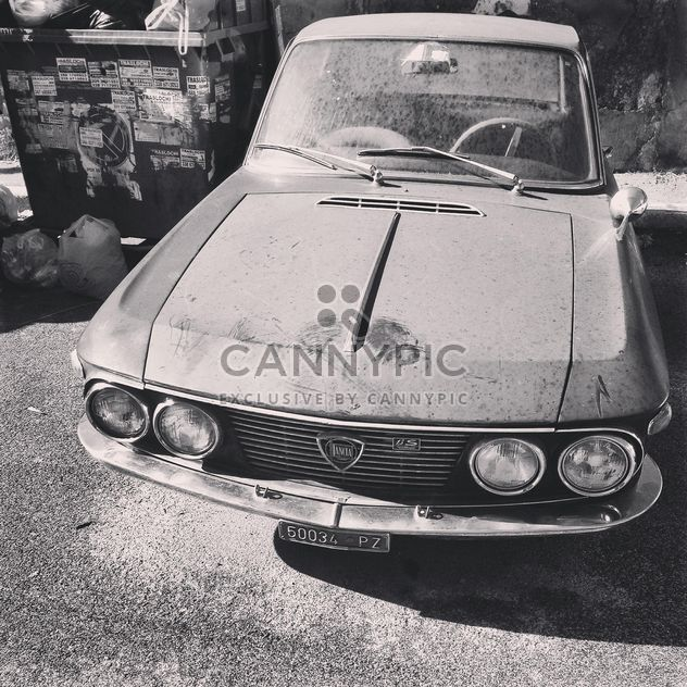 Old Lancia Fulvia car - Free image #332057