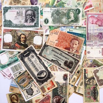 Old money background - бесплатный image #332127