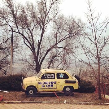 oldcar, moldova - Free image #332227