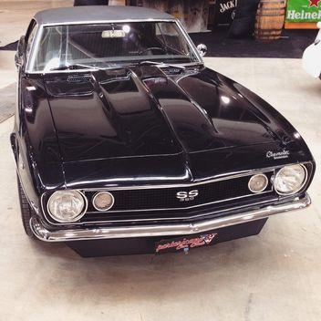 Old Chevrolet Camaro - image gratuit #332257