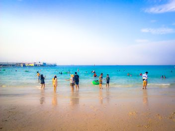 Tawaen Beach - бесплатный image #332857