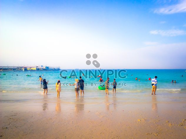 Tawaen Beach - Free image #332857