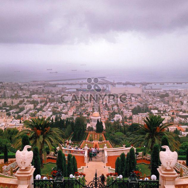 Bahai Gardens in Haifa - Kostenloses image #332867