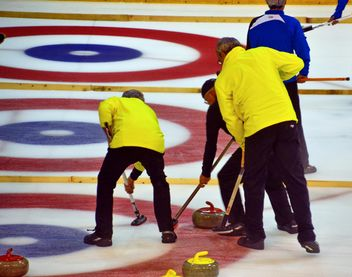 curling sport tournament - image gratuit #333577