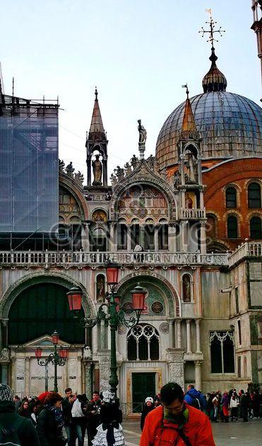 Place centrale de Venise - image gratuit #333607