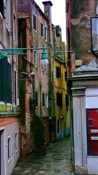 Central streets in Venice - image #333617 gratis