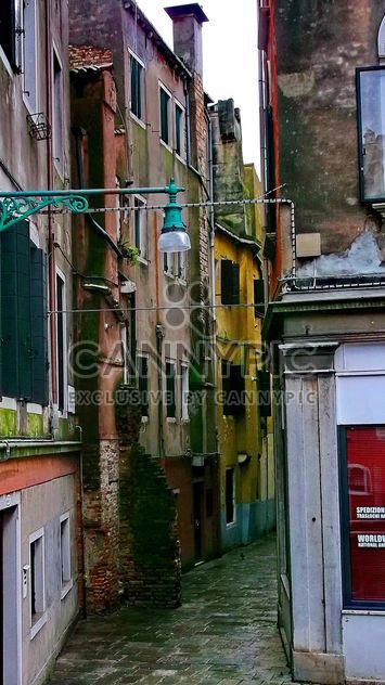 Central streets in Venice - Free image #333617