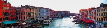 panoramic photo of Venice - image #333647 gratis