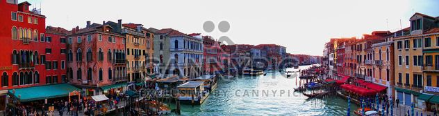 panoramic photo of Venice - Free image #333647