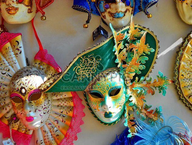 Máscaras de carnaval - Free image #333657