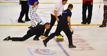 curling sport tournament - бесплатный image #333787