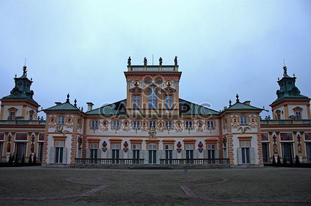 Wilanów-Palast in Warschau - Free image #334197
