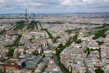Panorama of Paris - image gratuit #334257