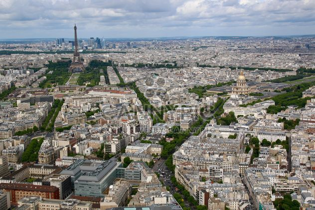 Panorama de Paris - image gratuit #334257