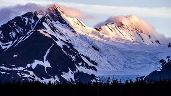 Jagged Peaks - Free image #334957
