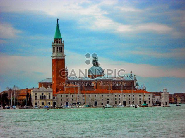 Кампанила собора Святого Марка - бесплатный image #334997